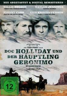 Cover MOVIE, doc holiday und der häuptling geronimo