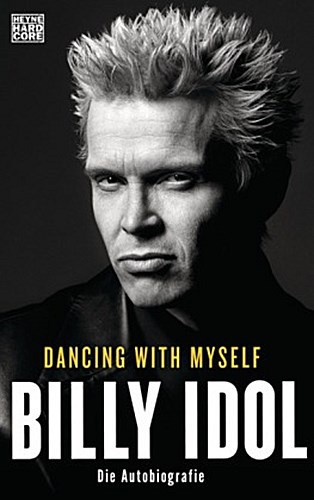 Cover BILLY IDOL, dancing with myself: die autobiografie