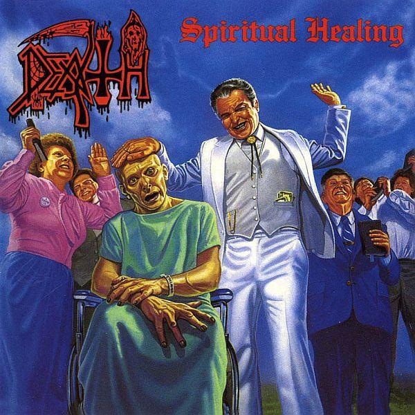 DEATH, spiritual healing cover