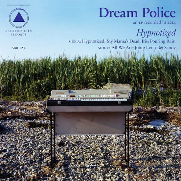 DREAM POLICE, hypnotized cover