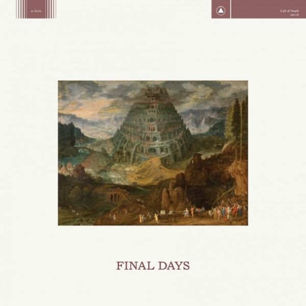 CULT OF YOUTH, final days cover