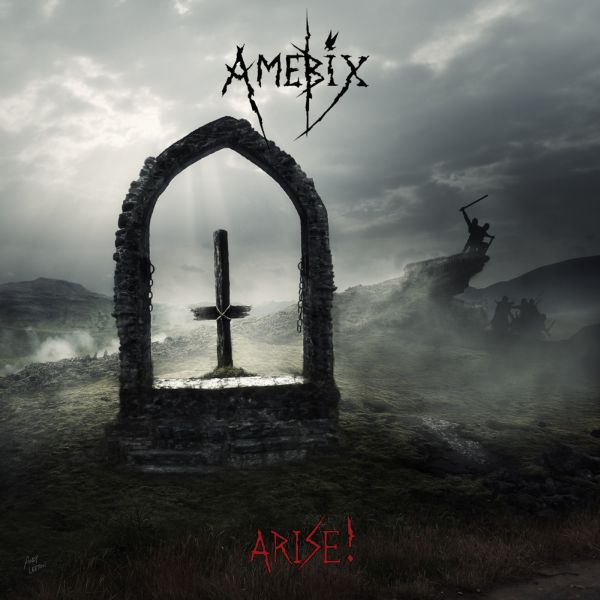 Cover AMEBIX, arise (re-mastered)