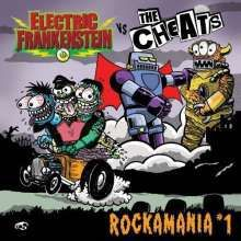 Cover ELECTRIC FRANKENSTEIN / THE CHEATS, rockamania