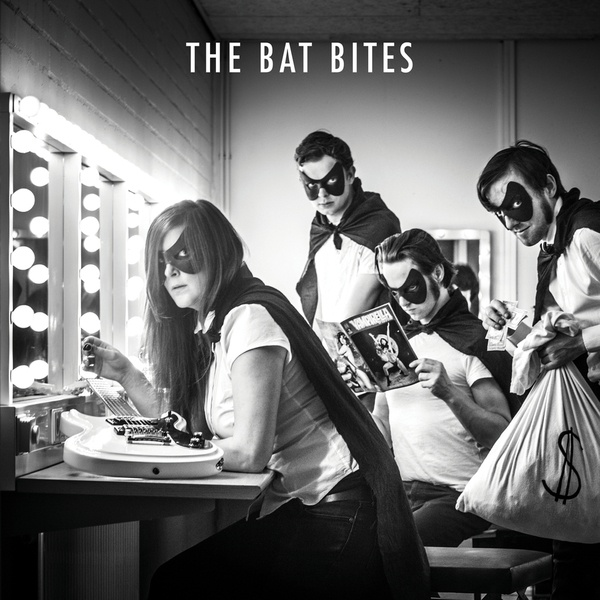 Cover BAT BITES, s/t