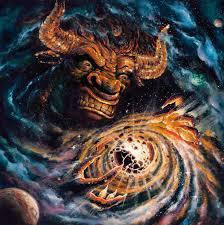 Cover MONSTER MAGNET, milking the stars