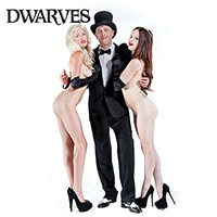 DWARVES, gentleman blag cover
