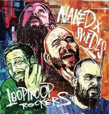 Cover LOOPTROOP ROCKERS, naked swedes