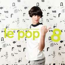 V/A, le pop 8 cover