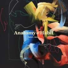 Cover ANATOMY OF HABIT, ciphers & axioms