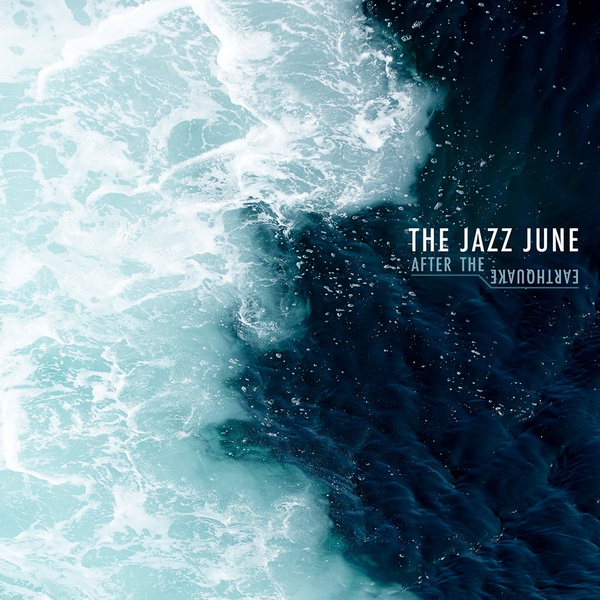 JAZZ JUNE, after the earthquake cover