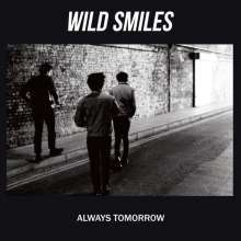 Cover WILD SMILES, always tomorrow