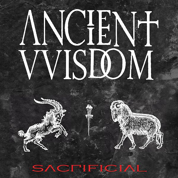 Cover ANCIENT VVISDOM, sacrificial