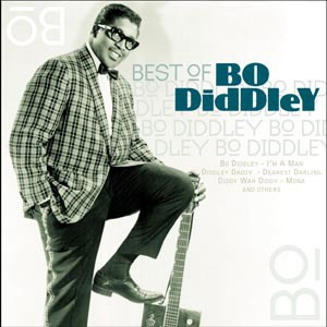 Cover BO DIDDLEY, best of