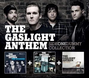 Cover GASLIGHT ANTHEM, side one dummy collection