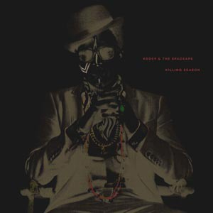 Cover KODE 9 & THE SPACEAPE, killing season ep