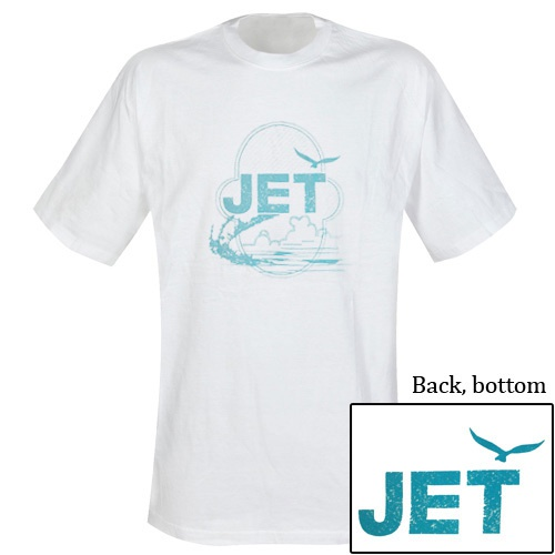Cover JET, bike_white