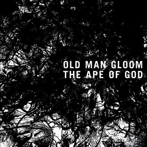 Cover OLD MAN GLOOM, ape of god 1 (sige 33)