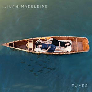 Cover LILY & MADELEINE, fumes