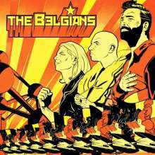 Cover EXPERIMENTAL TROPIC BLUES BAND, the belgians