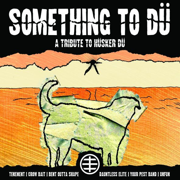 V/A, something to dü - a tribute to hüsker dü cover