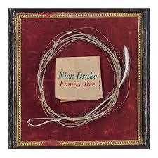NICK DRAKE, family tree cover