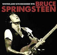 Cover BRUCE SPRINGSTEEN, winterland 15th december 1978