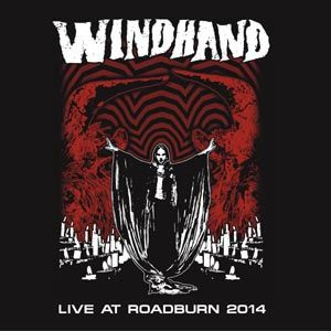 Cover WINDHAND, live at roadburn