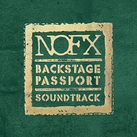 Cover NOFX, backstage passport  (soundtrack)
