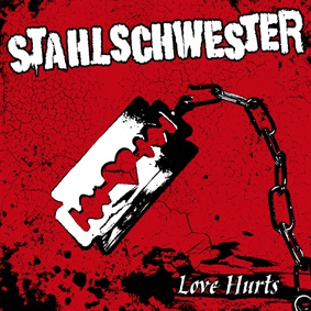 Cover STAHLSCHWESTER, love hurts