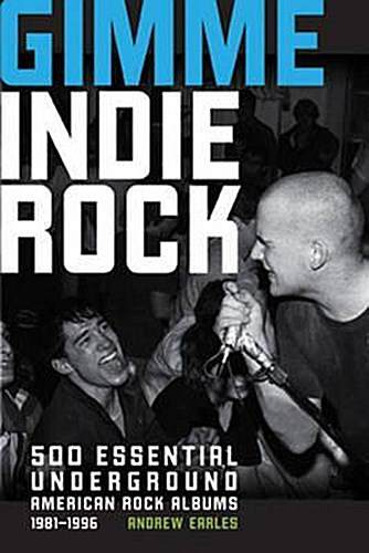 Cover ANDREW EARLES, gimme indie rock: 500 essential american...