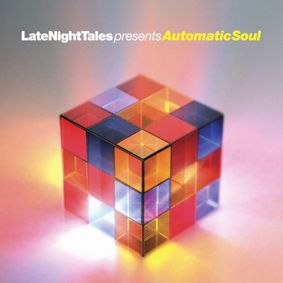 Cover GROOVE ARMADA, late night tales pres. automatic soul