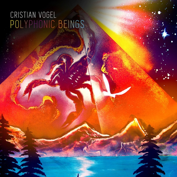 Cover CRISTIAN VOGEL, polyphonic beings