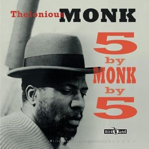 Cover THELONIOUS MONK, 5 by monk by 5