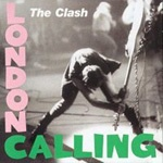Cover CLASH, london calling