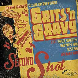 Cover GRITS´N GRAVY, second shot