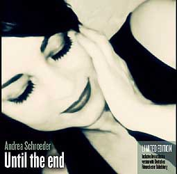 Cover ANDREA SCHROEDER, until the end