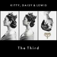 Cover KITTY, DAISY & LEWIS, the third