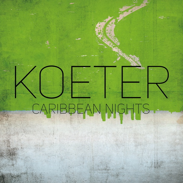 Cover KOETER, caribbean nights