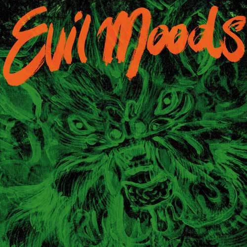 MOVIE STAR JUNKIES, evil moods cover