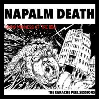 NAPALM DEATH, earache peel sessions cover