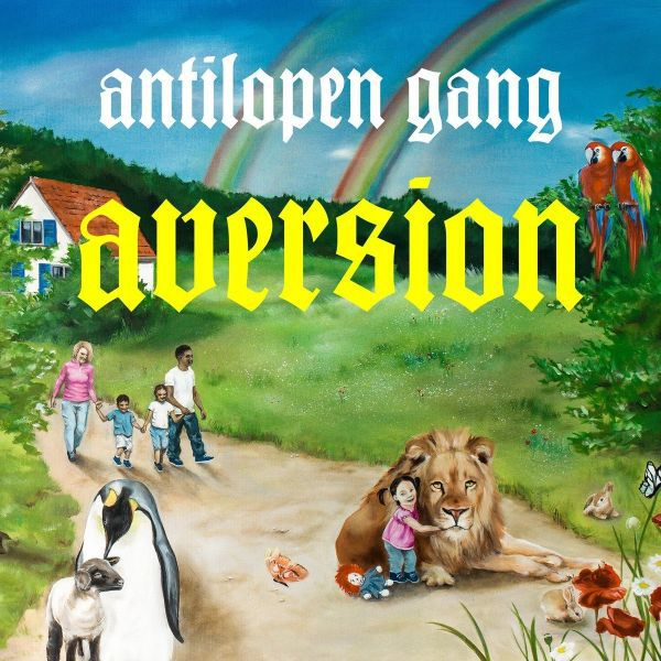 Cover ANTILOPEN GANG, aversion