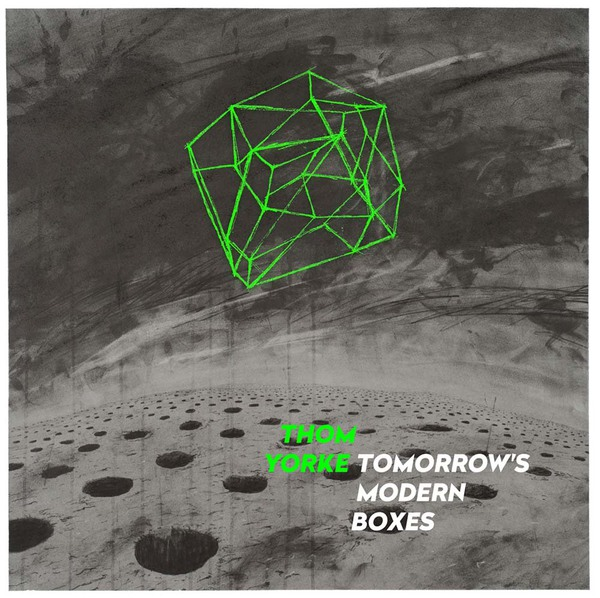 Cover THOM YORKE, tomorrow´s modern boxes
