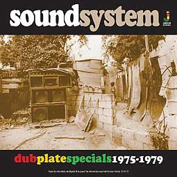 Cover V/A, sound system: dub plate specials 1975-79