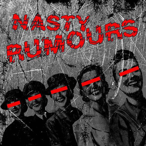 Cover NASTY RUMOURS, girls in love