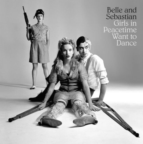 Cover BELLE & SEBASTIAN, girls in peacetime want to dance
