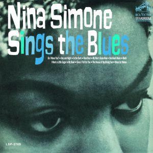 NINA SIMONE, sings the blues cover