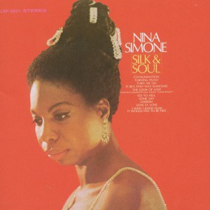 NINA SIMONE, silk & soul cover