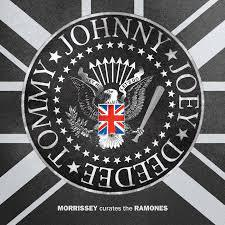 Cover RAMONES, morrissey curates the ramones