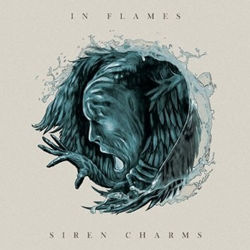 Cover IN FLAMES, siren charms