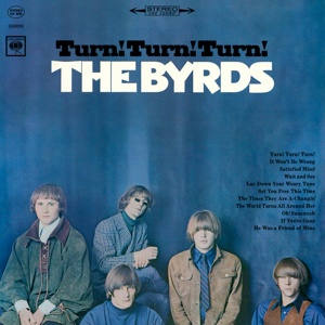 Cover BYRDS, turn! turn! turn!